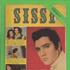 Tebeos: SISSI Nº 70 - REVISTA FEMENINA - ELVIS PRESLEY. - BRUGUERA. (1959).. Lote 136275334