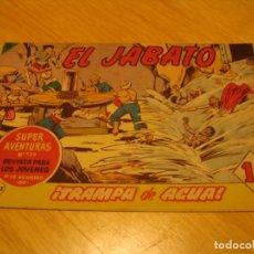 Tebeos: EL JABATO Nº 235 ORIGINAL BRUGUERA AÑOS SESENTA. Lote 136278474