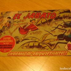 Tebeos: EL JABATO Nº 249 ORIGINAL BRUGUERA AÑOS SESENTA. Lote 136279170