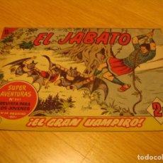 Tebeos: EL JABATO Nº 303 ORIGINAL BRUGUERA AÑOS SESENTA. Lote 136281082