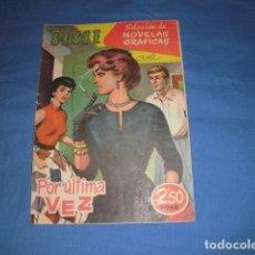 Tebeos: SISSI SELECCION DE NOVELAS GRAFICAS Nº 72. EDITORIAL BRUGUERA.. Lote 136281314