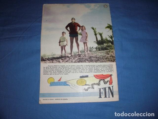 Tebeos: SISSI. REVISTA JUVENIL FEMENINA Nº 211. EDITORIAL BRUGUERA. - Foto 2 - 136316774
