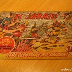 Tebeos: EL JABATO Nº 69 ORIGINAL BRUGUERA AÑOS SESENTA. Lote 136370730