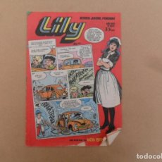 Tebeos: LILY Nº 1032 BRUGUERA 1981. Lote 136438782