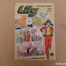 Tebeos: LILY Nº 1034 BRUGUERA 1981. Lote 136438934