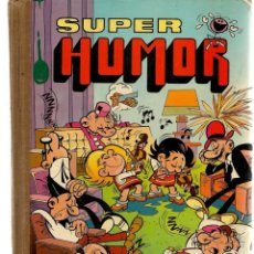 Livros de Banda Desenhada: SUPER HUMOR. VOLUMEN VIII. (Nº 8). BRUGUERA 3ª EDICIÓN 1981. (ST/SELECIÓN). Lote 136472026