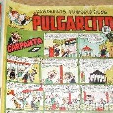 Tebeos: LOTE CUADERNOS HUMORISTICOS PULGARCITO , PULGARCITO , GRAN PULGARCITO, TRUENO EXTRA..... Lote 136472414