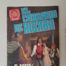 Tebeos: EL CORSARIO DE HIERRO. SERIE ROJA. Nº 53. 1ª EDICIÓN. BRUGUERA.. Lote 136504478