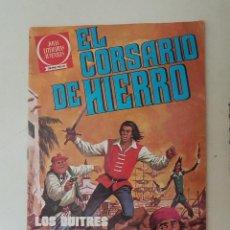 Tebeos: EL CORSARIO DE HIERRO. SERIE ROJA. Nº 54. 1ª EDICIÓN. BRUGUERA.. Lote 136504694