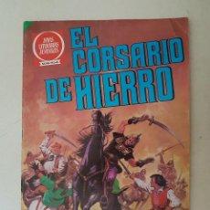 Tebeos: EL CORSARIO DE HIERRO. SERIE ROJA. Nº 55. 1ª EDICIÓN. BRUGUERA.. Lote 136504978