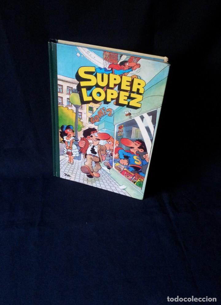 SUPER LOPEZ Nº 1 - BRUGUERA, SEGUNDA EDICION 1983 (Tebeos y Comics - Bruguera - Otros)