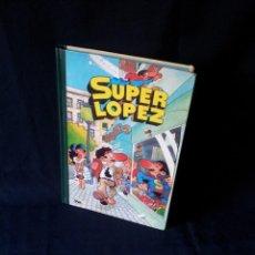 Tebeos: SUPER LOPEZ Nº 1 - BRUGUERA, SEGUNDA EDICION 1983. Lote 136656266