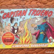 Tebeos: EL CAPITAN TRUENO-SINIESTRO BEBEDIZONº312. Lote 137136726