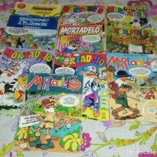 Tebeos: LOTE 10 COMICS/TEBEOS DE MORTADELO Y FILEMÓN. Lote 184029296