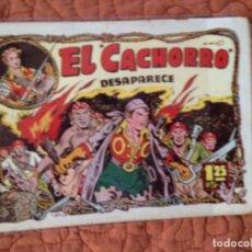 Tebeos: EL CAHORRO,Nº81. Lote 137207250
