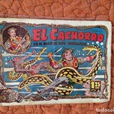 Tebeos: EL CAHORRO,Nº95. Lote 137207366