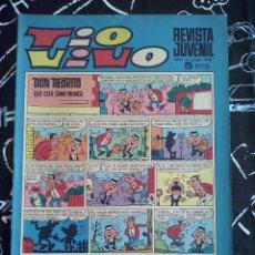 Tebeos: BRUGUERA - TIO VIVO NUM. 400 . ( 5 PTS.) . MUY BUEN ESTADO. Lote 137229878