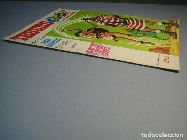Tebeos: CAPITAN TRUENO, EL (1969, BRUGUERA) -TRUENO COLOR- 98 · 19-IV-1971 · UN MILLON DE PUERCOESPINES - Foto 3 - 137300402