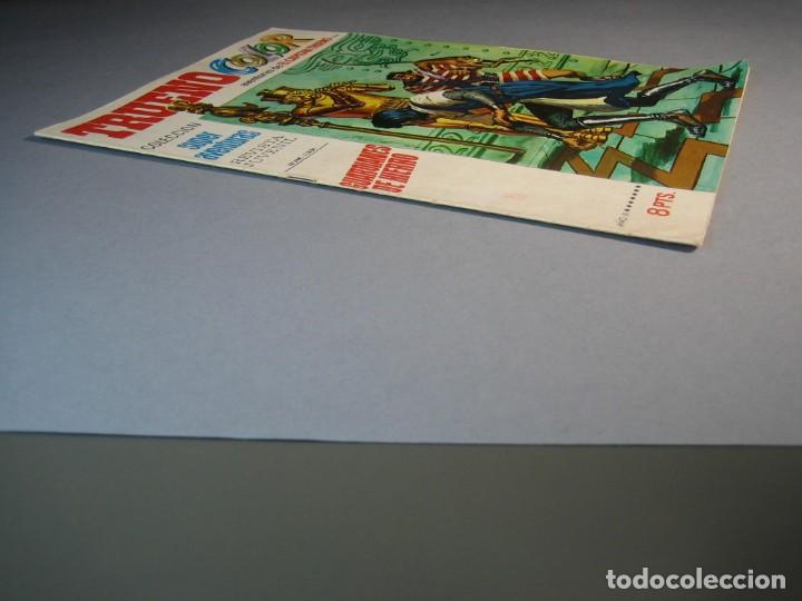 Tebeos: CAPITAN TRUENO, EL (1969, BRUGUERA) -TRUENO COLOR- 104 · 31-V-1971 · GUARDIANES DE HIERRO - Foto 3 - 137302450