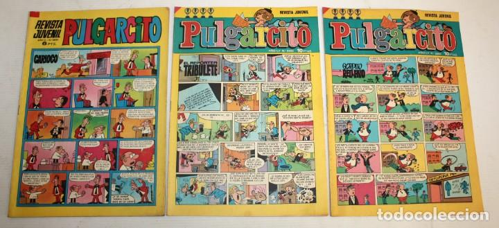 Tebeos: 68 COMICS PULGARCITO:ALBUM INFANTIL 1 PESETA-REVISTA JUVENIL-COLECCIÓN PULGARCITO,ETC.. - Foto 5 - 137393614