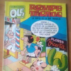 Tebeos: ROMPETECHOS 14 OLE. Lote 137429054