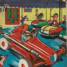 Tebeos: DDTNº 308 - BRUGUERA 1957 - PORTADA DE CIFRE - EL DE LA FOTO - ALGO CASCADO - VER DESCRIPCION. Lote 137462618
