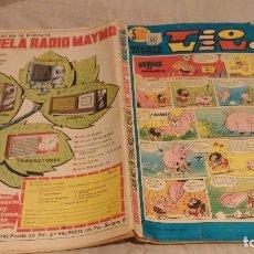 Tebeos: TIO VIVO Nº 492 EDITORIAL BRUGUERA. Lote 137544738