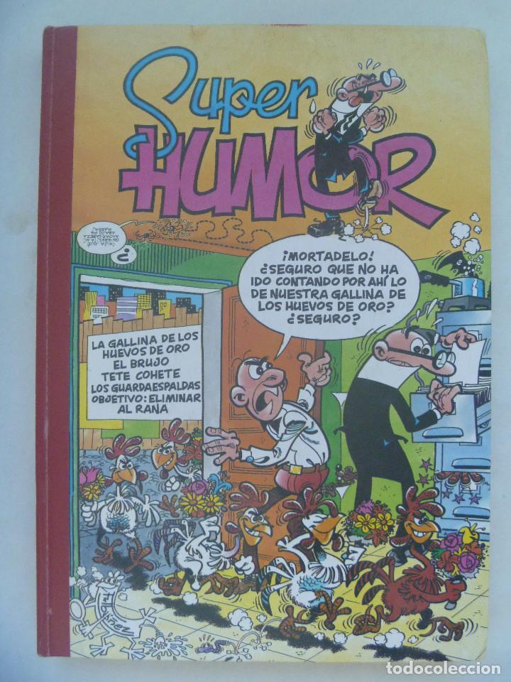 ALBUM DE SUPER HUMOR . TOMO 7 (Tebeos y Comics - Bruguera - Super Humor)