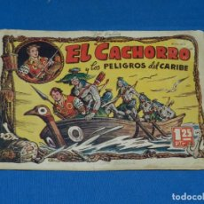 Tebeos: (M3) EL CACHORRO NUM 12 , EDT BRUGUERA , SEÑALES DE USO ( LOMO RESTAURADO ). Lote 137606214