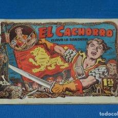 Tebeos: (M3) EL CACHORRO NUM 74 , EDT BRUGUERA , SEÑALES DE USO. Lote 137606286