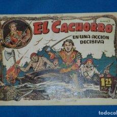 Tebeos: (M3) EL CACHORRO NUM 82 , EDT BRUGUERA , SEÑALES DE USO. Lote 137608530
