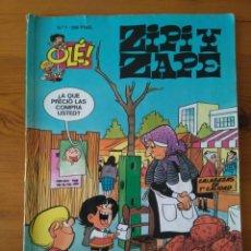 Tebeos: ZIPI Y ZAPE, N 7, AÑO 1997. Lote 137732650
