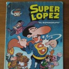 Tebeos: SUPER LÓPEZ, AÑO 1986. Lote 137832038