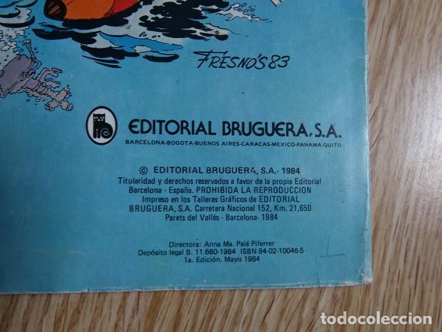 Tebeos: BENITO BONIATO DÍAS DE ASUETO OLE Nº 5 BRUGUERA 1984 1ª EDICIÓN VER FOTOS - Foto 3 - 137839410