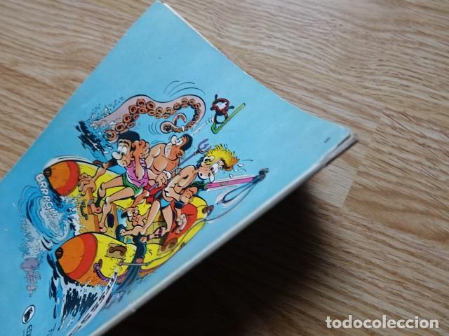 Tebeos: BENITO BONIATO DÍAS DE ASUETO OLE Nº 5 BRUGUERA 1984 1ª EDICIÓN VER FOTOS - Foto 5 - 137839410