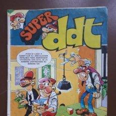 Tebeos: SUPER DDT Nº 122. Lote 137875090