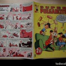 Tebeos: SUPER PULARCITO - NÚMERO 13 - AÑO 1951 - MUY BUEN ESTADO - BRUGUERA. Lote 137888174