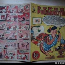 Tebeos: SUPER PULARCITO - NÚMERO 27 - AÑO 1951 - BUEN ESTADO - BRUGUERA. Lote 137888462