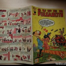Tebeos: SUPER PULARCITO - NÚMERO 18 - AÑO 1950 - BUEN ESTADO - BRUGUERA. Lote 137888618