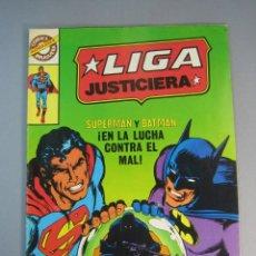 Tebeos: SUPER ASES (1980, BRUGUERA) 3 · 15-XII-1980 · LIGA JUSTICIERA. Lote 137896958