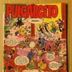 Tebeos: PULGARCITO EXTRA DE PRIMAVERA, 1971. 68 PÁGINAS EN COLOR Y BITONO. CON PÓSTER DE PEÑARROYA. Lote 137914256