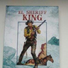 Tebeos: EL SHERIFF KING Nº 2. VÍCTOR MORA Y F. DÍAZ. EDICIONES B 2006. Lote 137918194