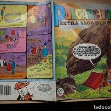 Tebeos: PULGARCITO - EXTRA VACACIONES - NÚMERO 32 - BRUGUERA . Lote 137919394