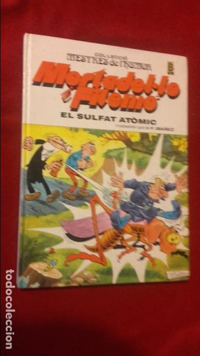 EL SULFAT ATOMIC - COL MESTRES DEL HUMOR 1 - IBAÑEZ - CARTONE - EN CATALAN (Tebeos y Comics - Bruguera - Mortadelo)