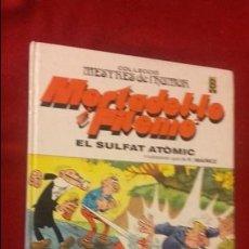 Tebeos: EL SULFAT ATOMIC - COL MESTRES DEL HUMOR 1 - IBAÑEZ - CARTONE - EN CATALAN. Lote 137907278