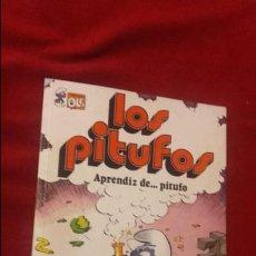 Tebeos: LOS PITUFOS 9 - APRENDIZ DE PITUFO - PEYO - RUSTICA. Lote 137924410