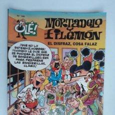 Tebeos: MORTADELO Y FILEMON EL DISFRAZ, COSA FALAZ. COLECCION OLE. BRUGUERA. W. Lote 138182338