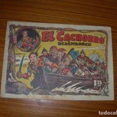 Tebeos: EL CACHORRO Nº 33 EDITA BRUGUERA . Lote 138187802
