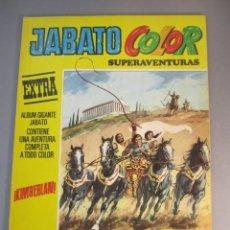 Tebeos: JABATO, EL (1978, BRUGUERA) -JABATO COLOR EXTRA TERCERA EPOCA- 4 · 15-V-1978 · ¡KIMBERLAN!. Lote 138279118