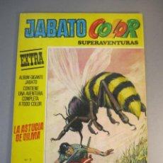 Tebeos: JABATO, EL (1978, BRUGUERA) -JABATO COLOR EXTRA TERCERA EPOCA- 5 · 29-V-1978 · LA ASTUCIA DE DILMA. Lote 138280122